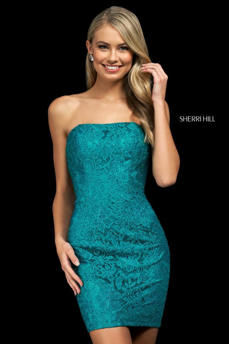 Sherri Hill Style #54121 Image