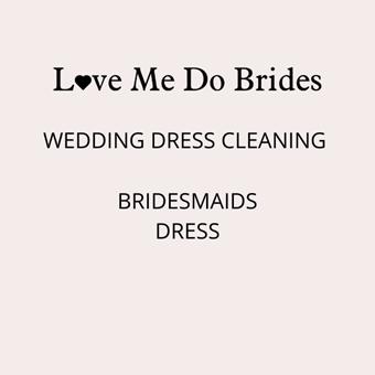 Love Me Do #Bridesmaids Dresses