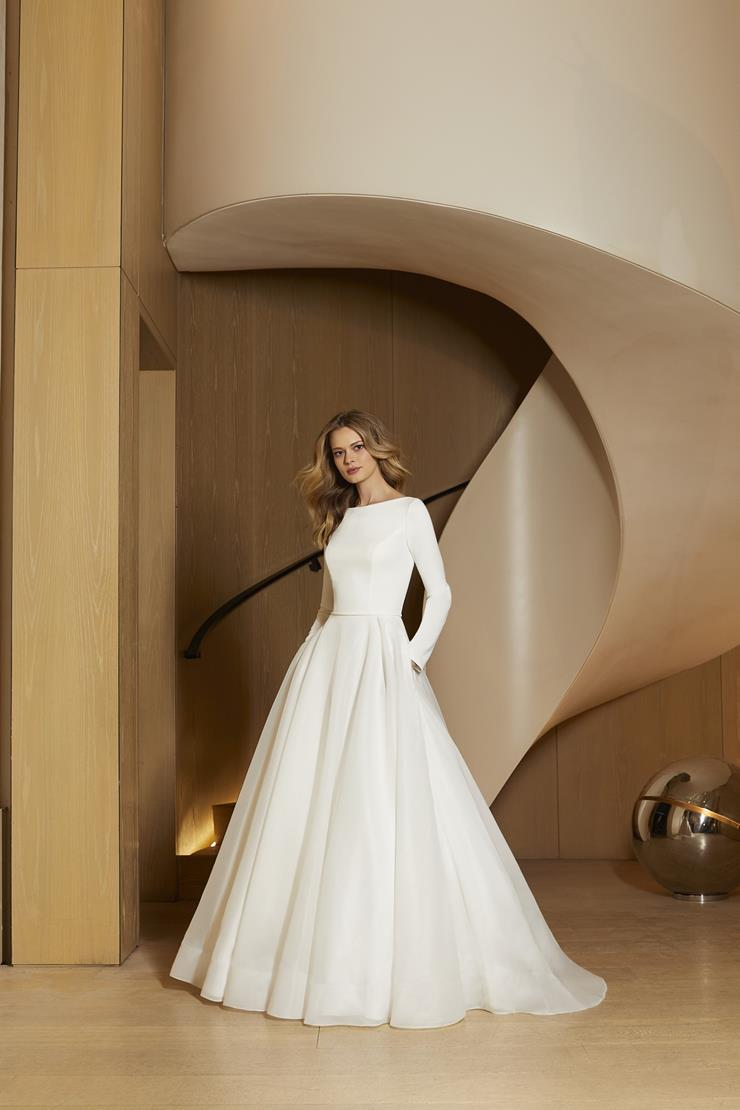 The Other White Dress by Morilee Style #12128 Image