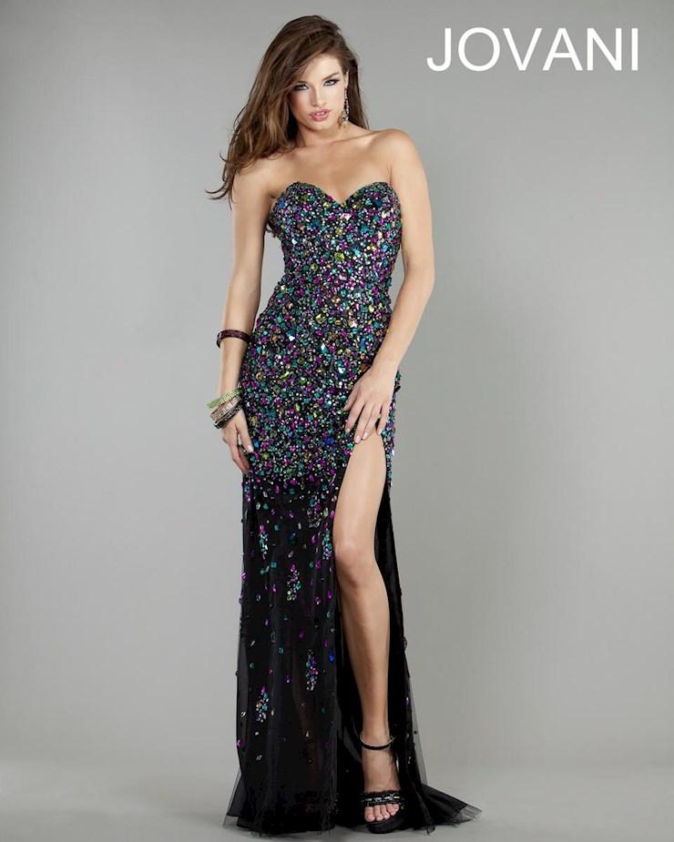 Last Chance Designer Dresses 1666A Image