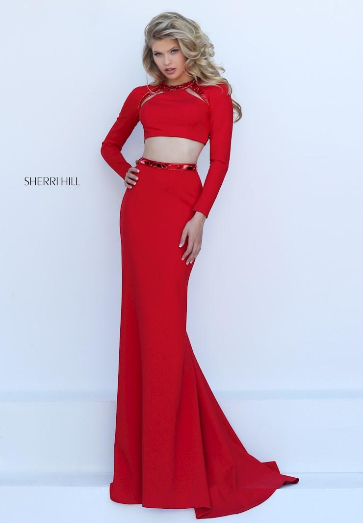 Last Chance Designer Dresses Style #50306 Image