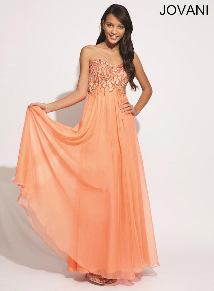 Last Chance Designer Dresses Style #88079 Image