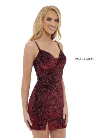 Rachel Allan 40151