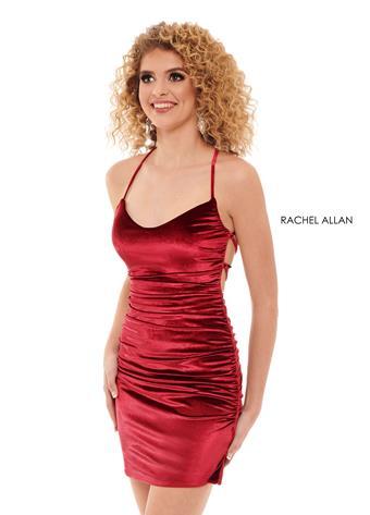 Rachel Allan 40167