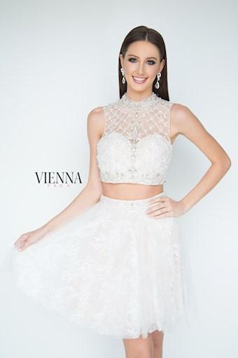Vienna Prom Style #6051