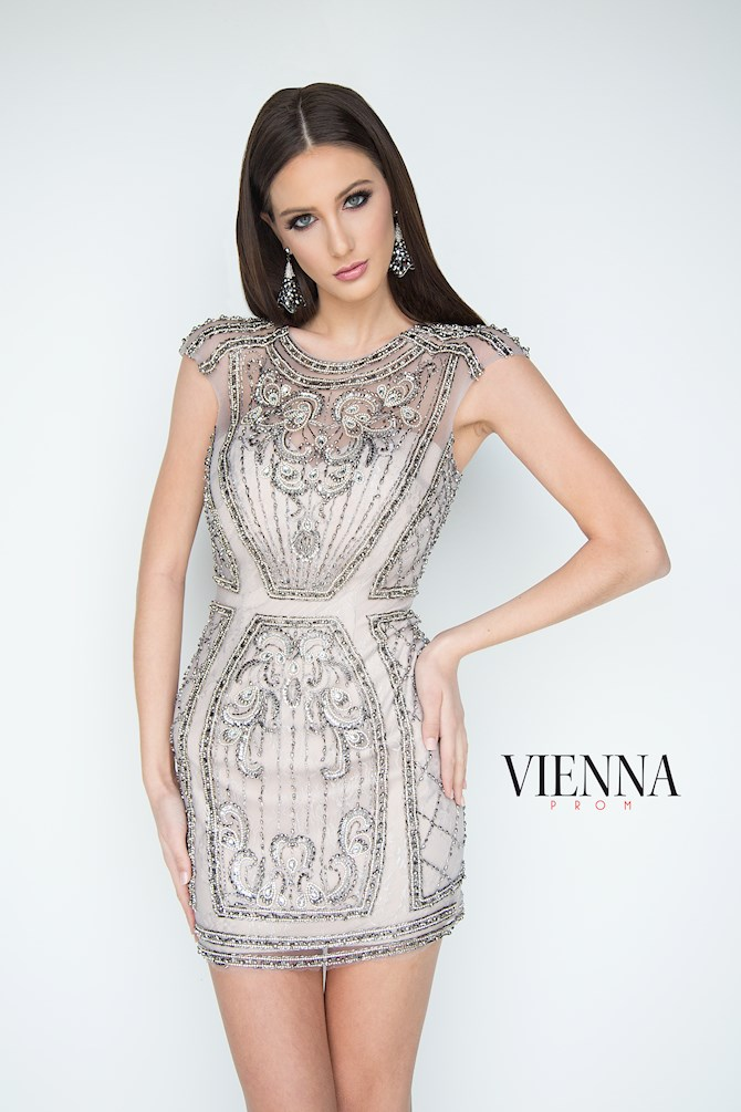 Shop Vienna Prom dresses at Z Couture in Austin, Texas. - 6056