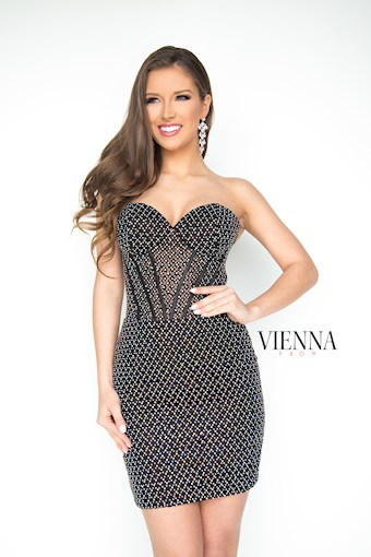 Vienna Prom Style #6076