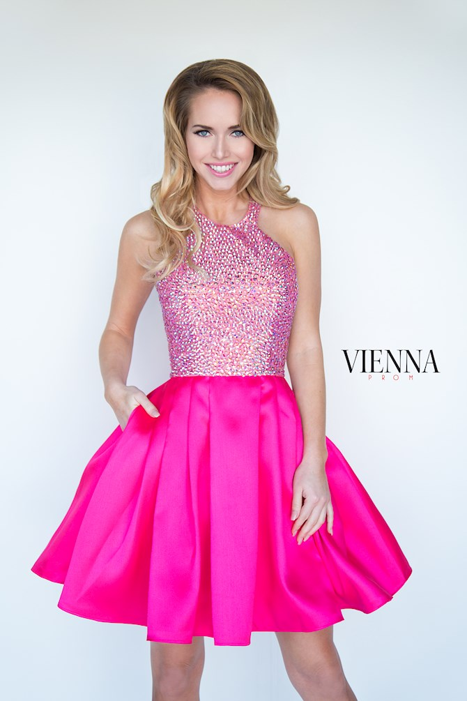 Shop Vienna Prom dresses at Z Couture in Austin, Texas. - 6094