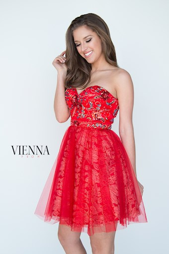 Vienna Prom Style #6113