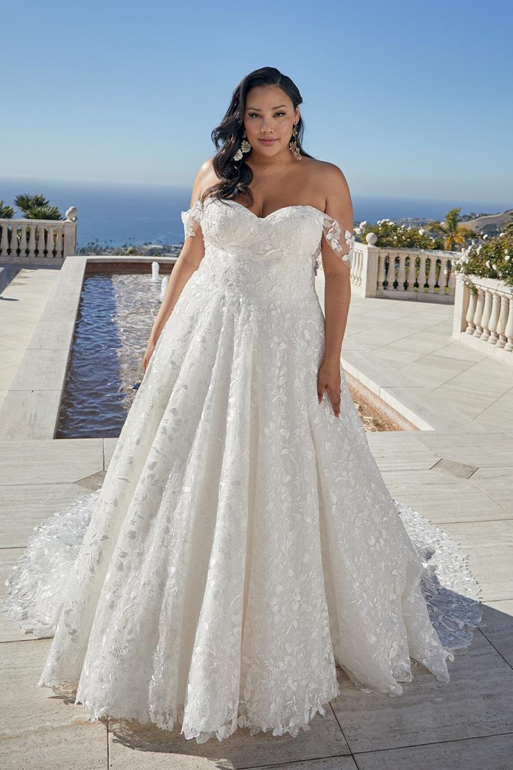 Casablanca Bridal Addilyn
