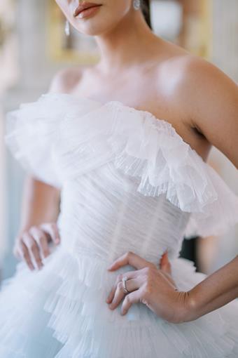 Anne Barge Couture Style #Romanza