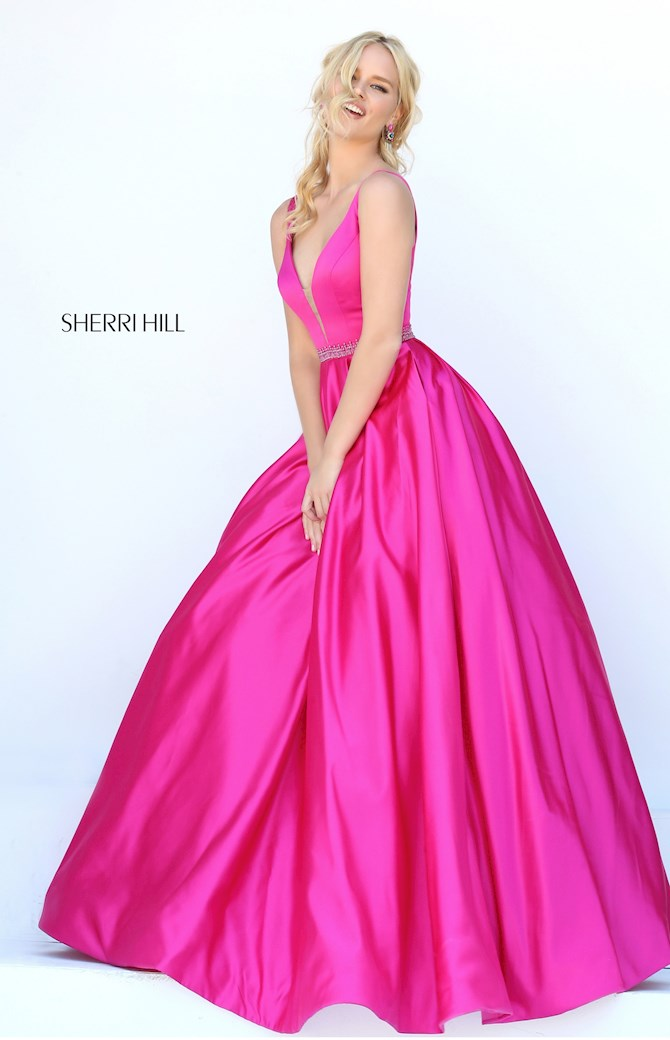 Shop Sherri Hill dresses at Z Couture in Austin, Texas. - 50496