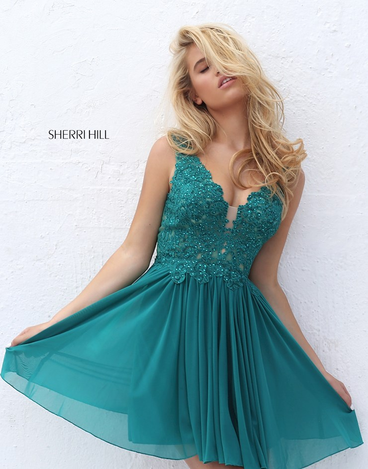 Sherri Hill Style #50756 Image