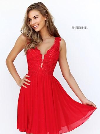 Sherri Hill Style #50756