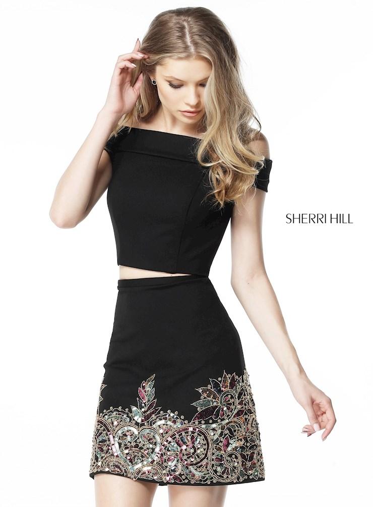 Sherri Hill Style #51322