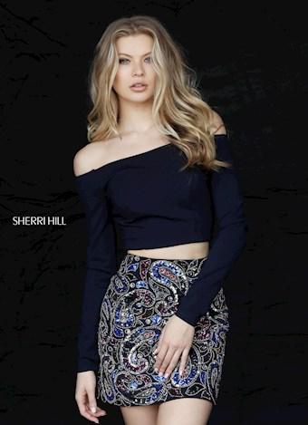 Sherri Hill 51323