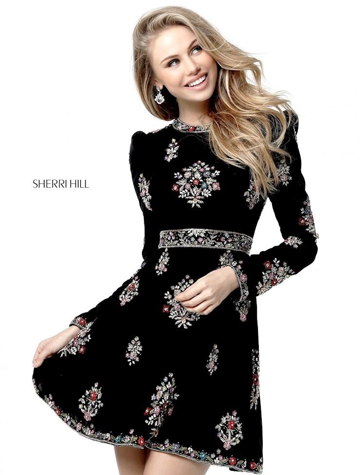 Sherri Hill Style #51342 Image
