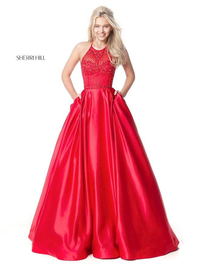 Sherri Hill 51395