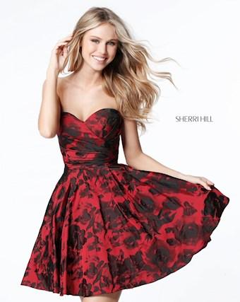 Sherri Hill Style #51502