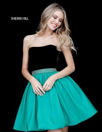 Sherri Hill Style #51510