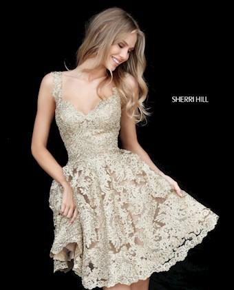 Sherri Hill Style #51521