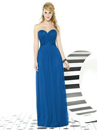 Love Me Do Brides #6723 ROYAL BLUE
