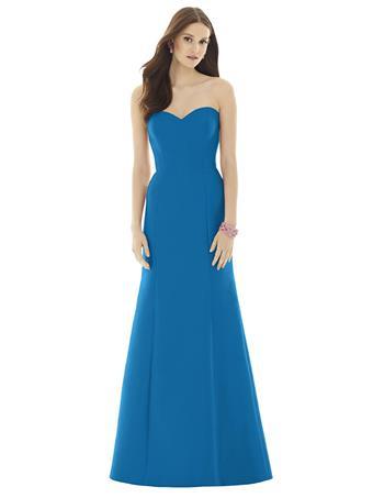 Love Me Do Brides #D728 ELECTRIC BLUE
