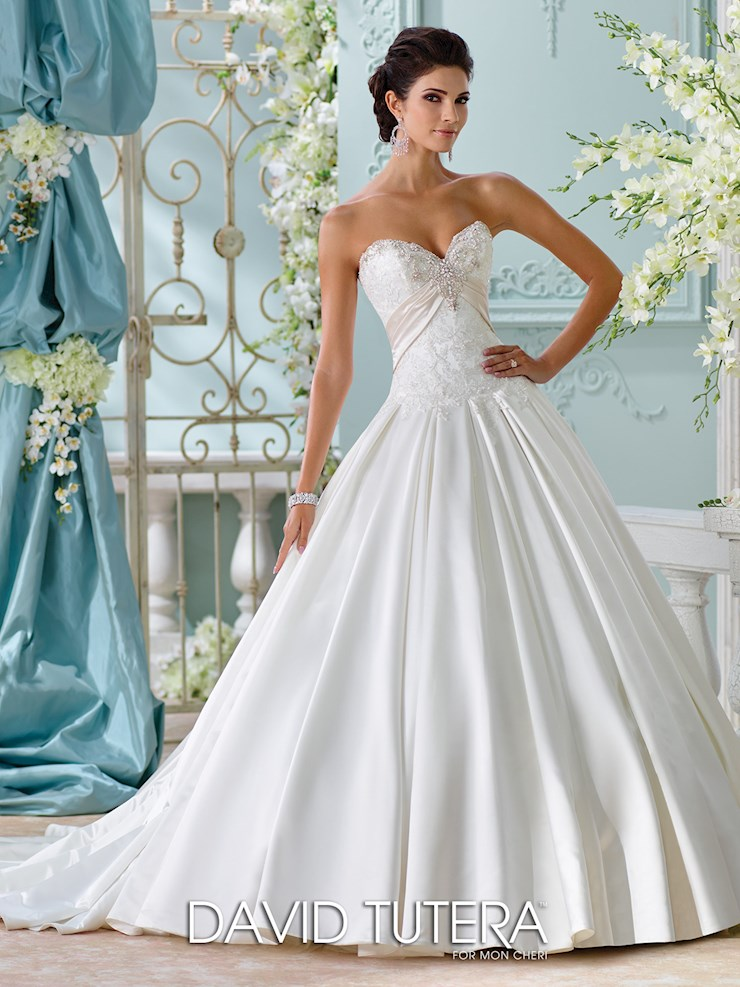 David Tutera for Mon Cheri Style #116200