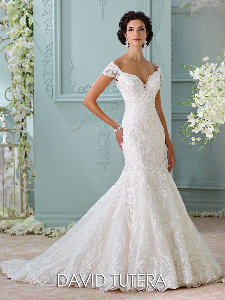 David Tutera for Mon Cheri Style #116201