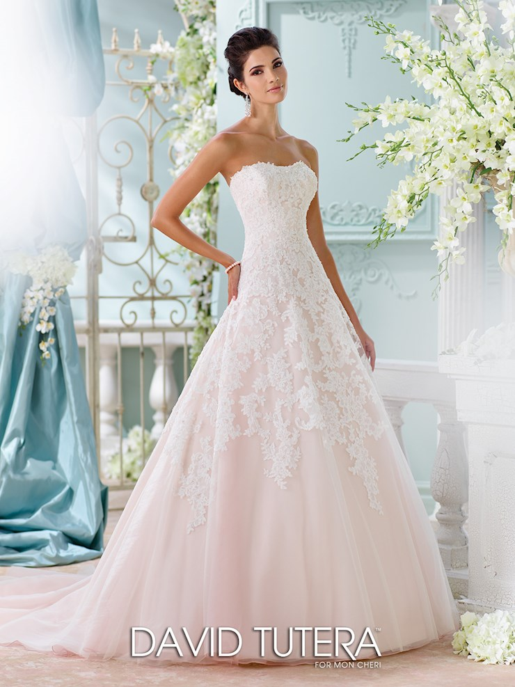 David Tutera for Mon Cheri Style #116202