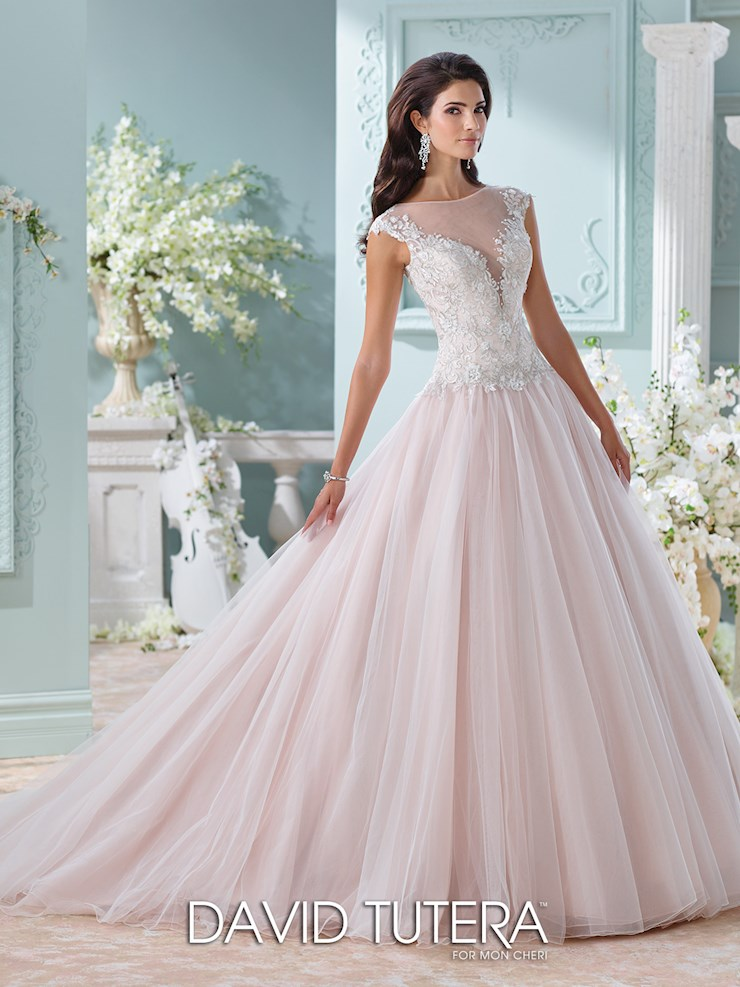 David Tutera for Mon Cheri Style #116203