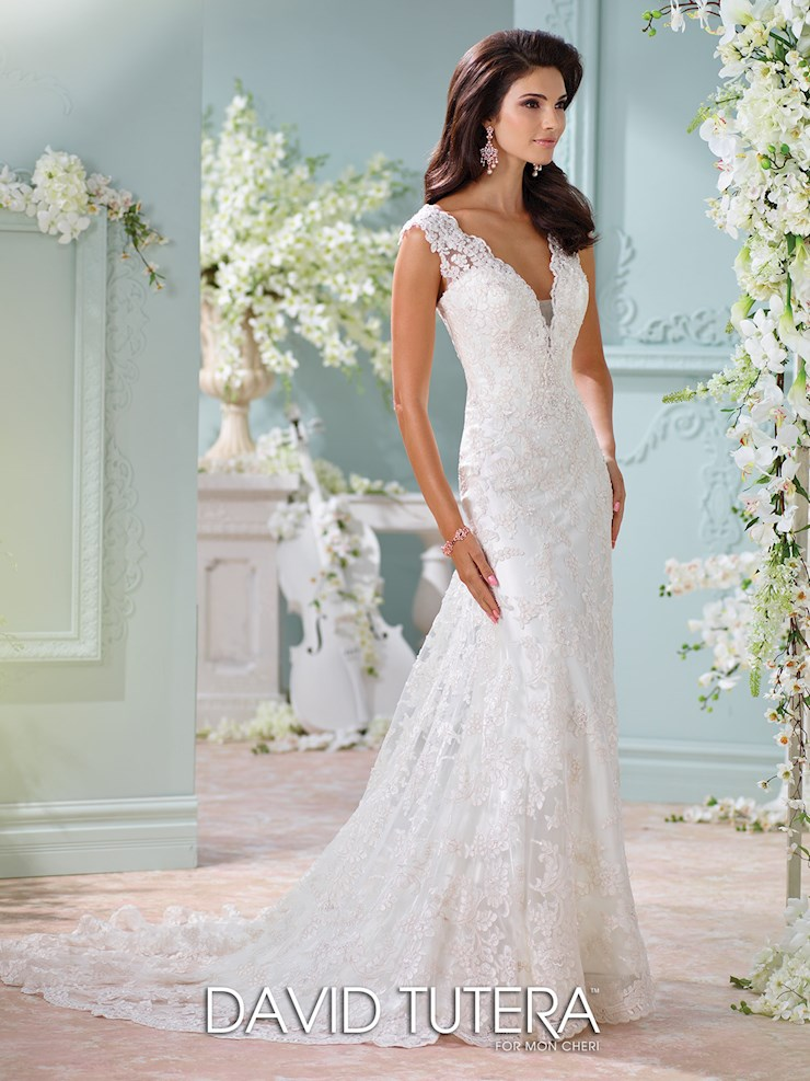 David Tutera for Mon Cheri Style #116204