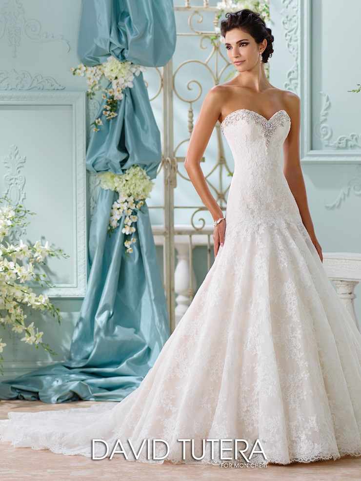 David Tutera for Mon Cheri Style #116205