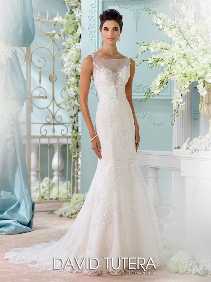 David Tutera for Mon Cheri Style #116206