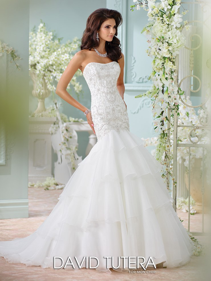 David Tutera for Mon Cheri Style #116207