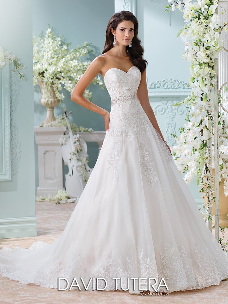 David Tutera for Mon Cheri Style #116210