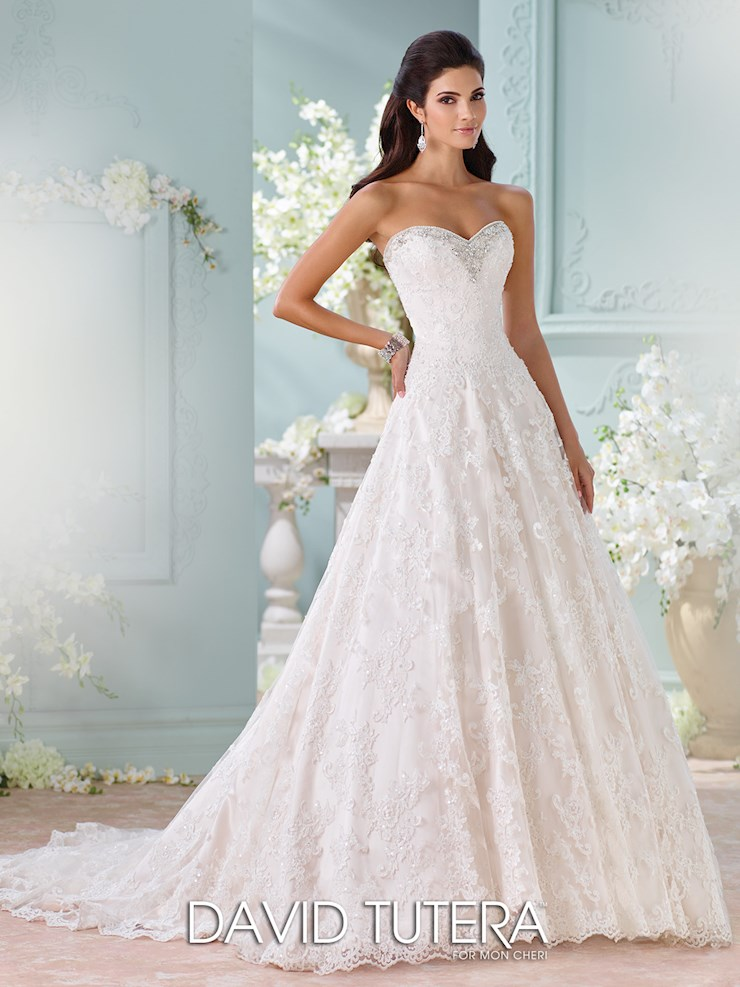 David Tutera for Mon Cheri Style #116211