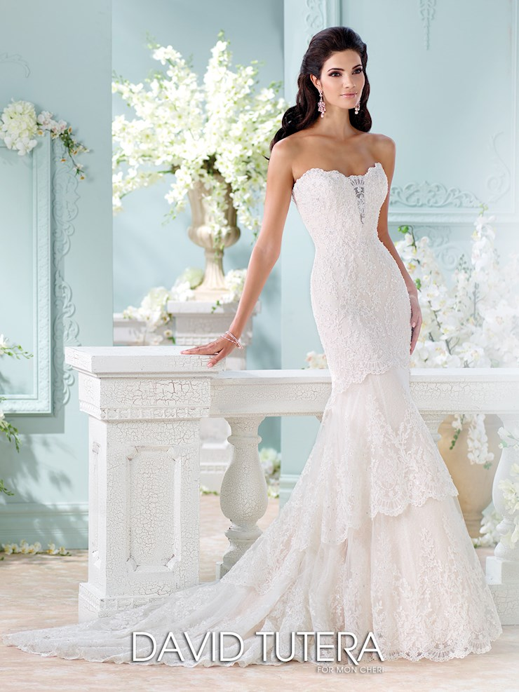 David Tutera for Mon Cheri Style #116212