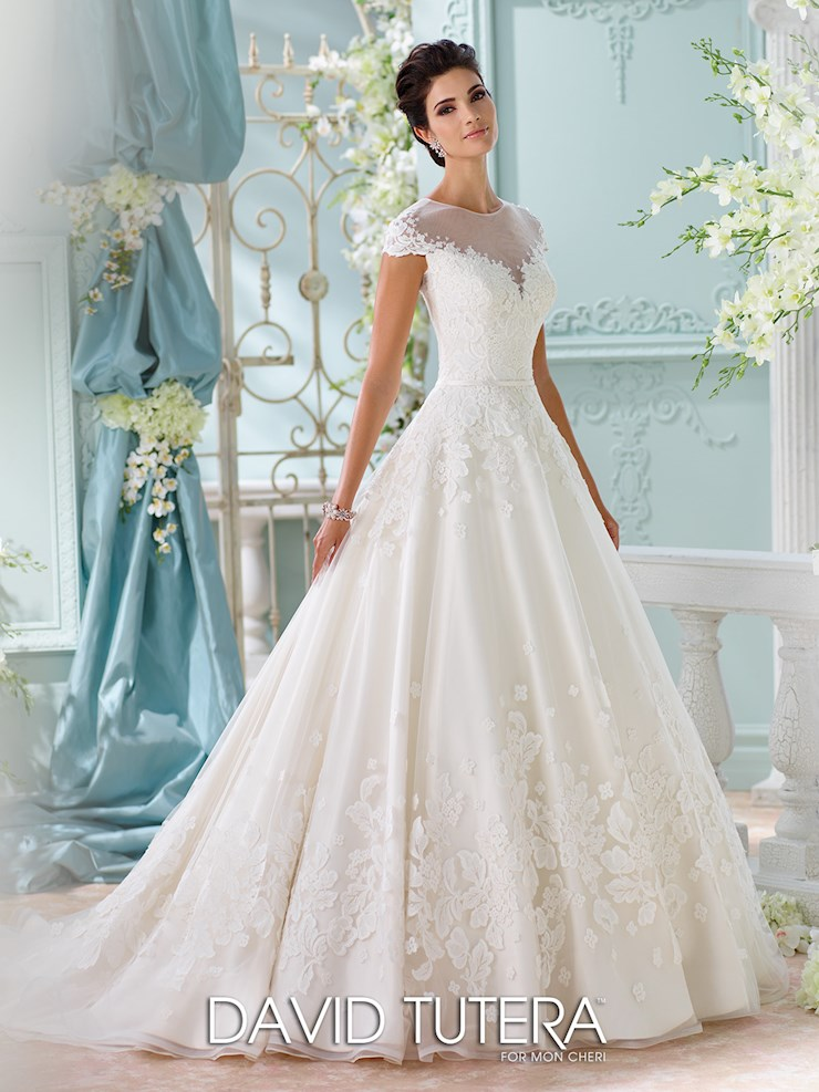 David Tutera for Mon Cheri Style #116213