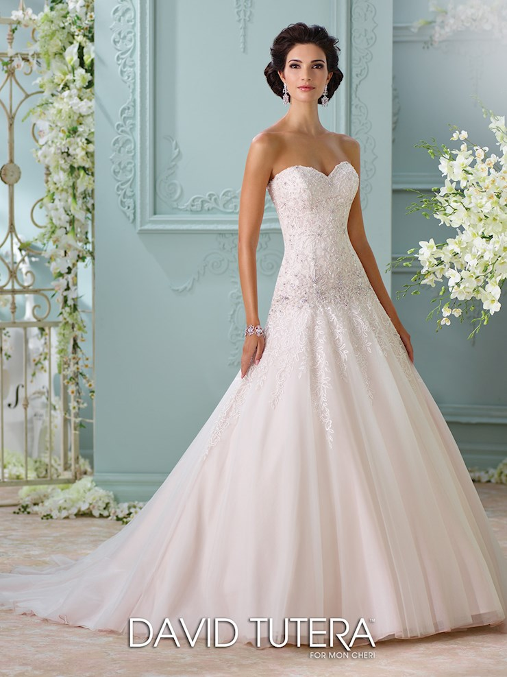 David Tutera for Mon Cheri Style #116214