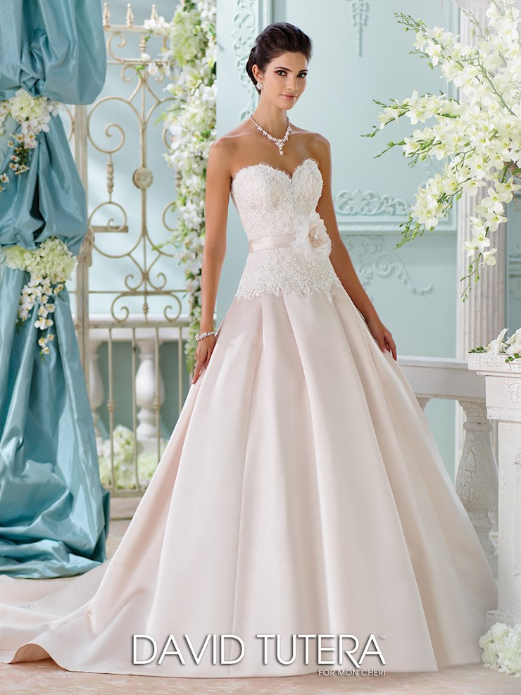 David Tutera for Mon Cheri Style #116215