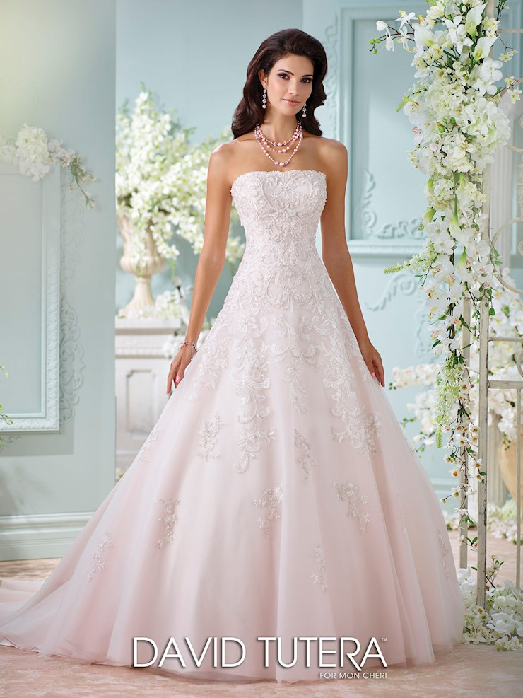 David Tutera for Mon Cheri Style #116216