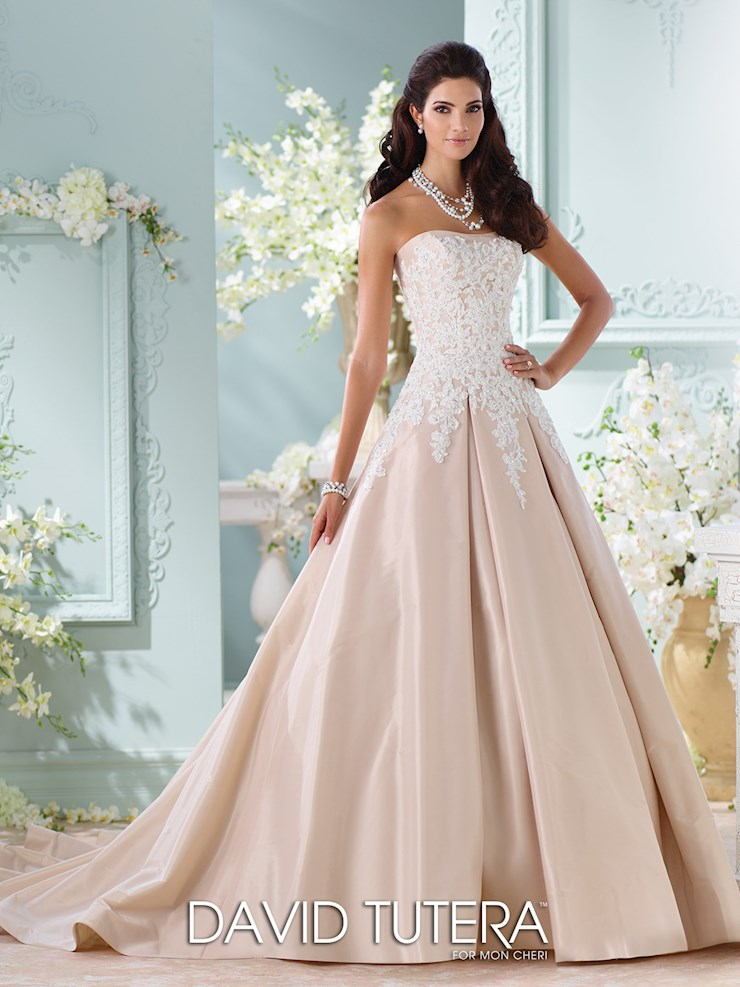 David Tutera for Mon Cheri Style #116217