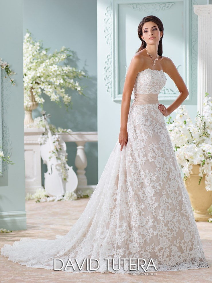 David Tutera for Mon Cheri Style #116219