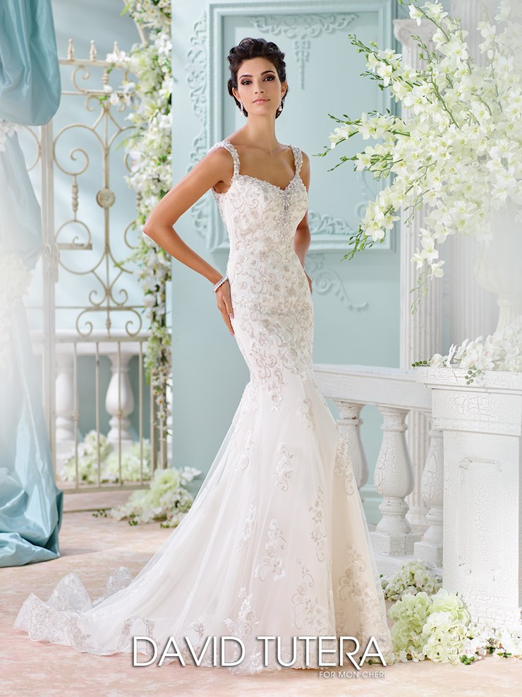 David Tutera for Mon Cheri Style #116220