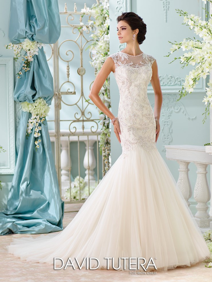 David Tutera for Mon Cheri Style #116222