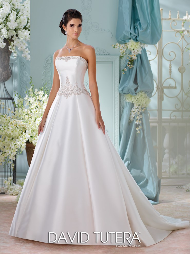 David Tutera for Mon Cheri Style #116223