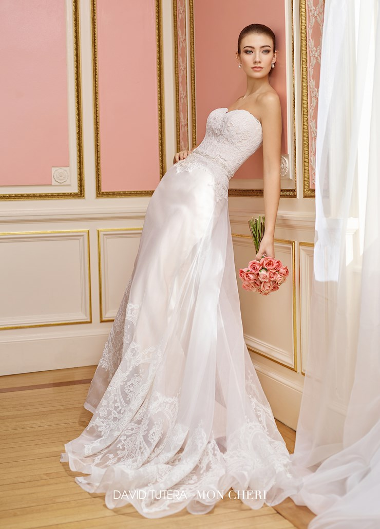 David Tutera for Mon Cheri 217207