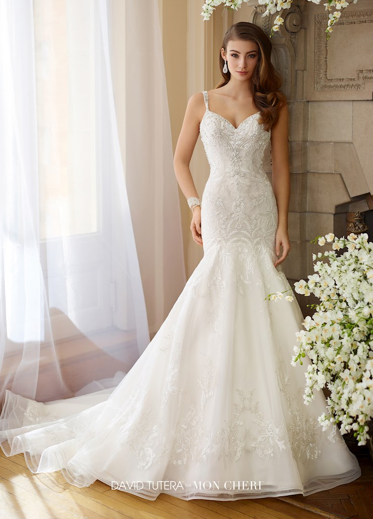 David Tutera for Mon Cheri 217208