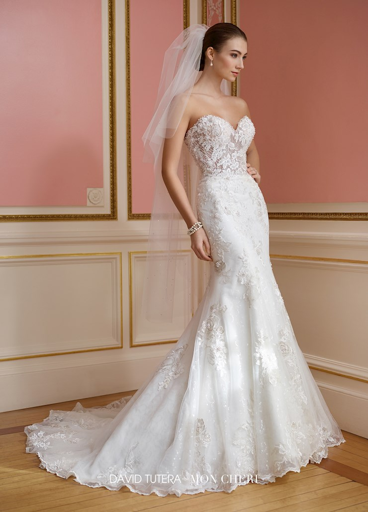 David Tutera for Mon Cheri 217209
